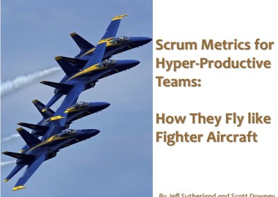 Scrum Metrics for Hyper-Productive Teams